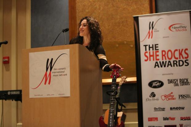 2012 She Rocks Awards