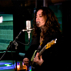 Laura Performing